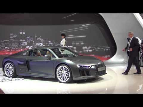 Audi Launch - Dubai International Motor Show 2015