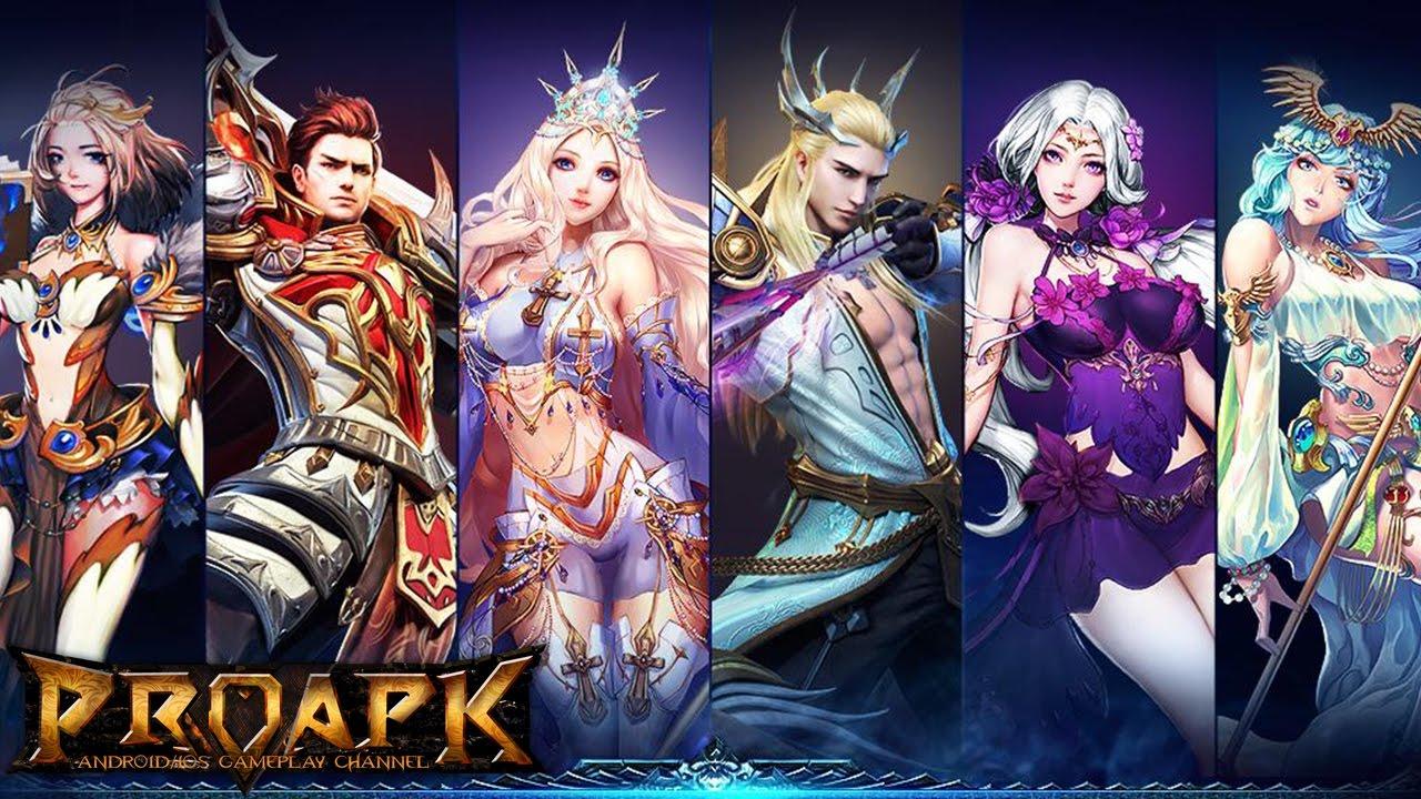 God Fate:Лига богинь