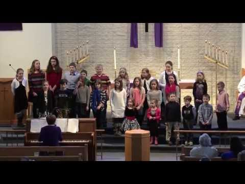 Bethlehem Lutheran Church - Sunday Worship Service: 3/8/15