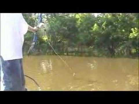 Bowfishing Iowa 2008