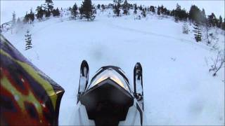 9. ski doo freeride 800 e-tec 2012