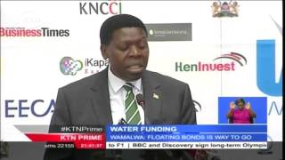 Kenya Needs 100 Billion Shillings Annually To Increase Access To Safe Water