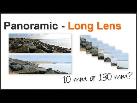 Photography Tips: Shoot Panoramas with a Long Lens