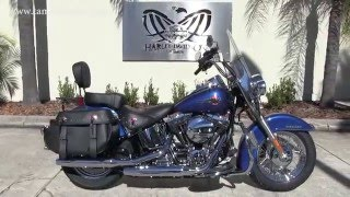 9. 2016 Harley Davidson Heritage Softail Classic for sale in Florida