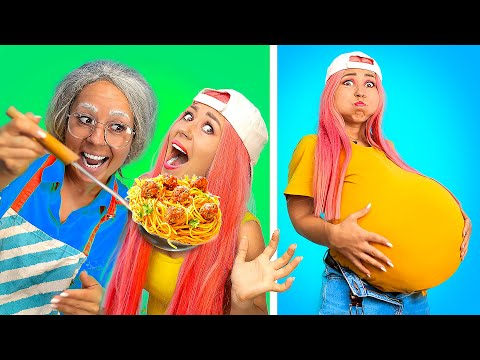 FUNNY THINGS YOUR GRANDMA DOES – Relatable family musical by La La Life
