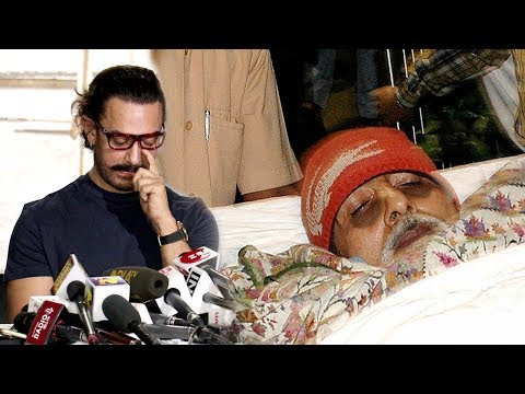 Aamir Khan's Emotionl Reply On Amitabh Bachchan's SHOCKING Condition During Thugs Of Hindostan Shoot