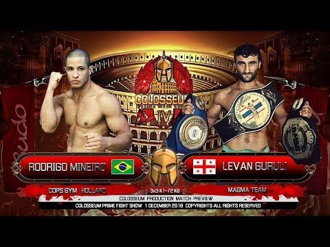 CIV Fight Mineiro (NL) vs Guruli (GE)