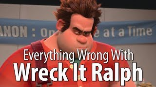 Video Everything Wrong With Wreck-It Ralph In 15 Minutes Or Less MP3, 3GP, MP4, WEBM, AVI, FLV Januari 2019