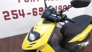 9. 2012 Piaggio Typhoon 125  New Motorcycles - Harker Heights,Texas - 2015-10-29