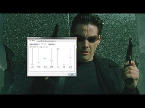 au audio movies tv tweaks video vlc
