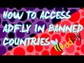 How to Access Adf.ly In India | Universal Fix | 100 % Working