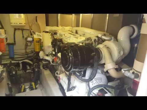 Sea Ray Cockpit Motor Yacht Series 540video
