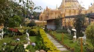 Berastagi Indonesia  City new picture : Menakjubkan..!! Pagoda Emas Lumbini Berastagi Tertinggi di Indonesia | Objek wisata sumatera utara
