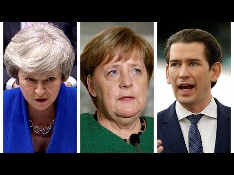Μέρκελ: Υπάρχει χρόνος διαπραγμάτευσης για το Brexit