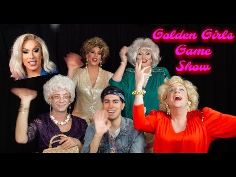 Golden Girls Game Show