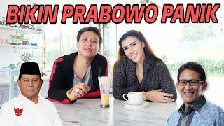 Video PRABOWO JELAS PANIK ? MP3, 3GP, MP4, WEBM, AVI, FLV Juni 2019