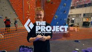 The Project Episode 2 - First Day Of Setting by Eric Karlsson Bouldering