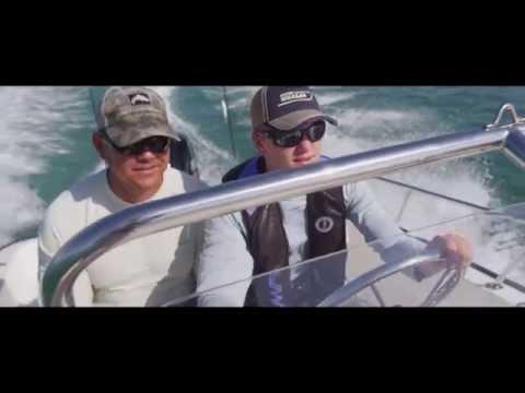 Boston Whaler 170 Montaukvideo