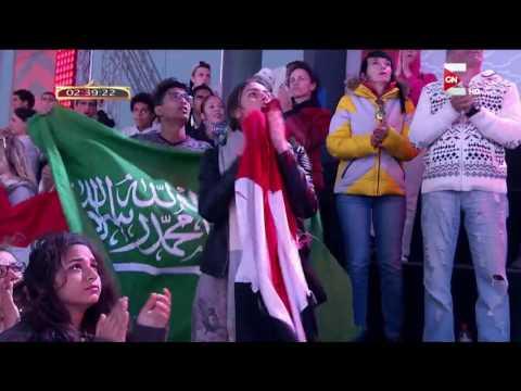 شاهد- أول مصري يجتاز المرحلة في Ninja Warrior بالعربي