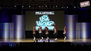 Oxnard (CA) United States  City pictures : Fraternity - Oxnard, CA (Silver Medalist Varsity Division) @ #HHI2016 USA Finals