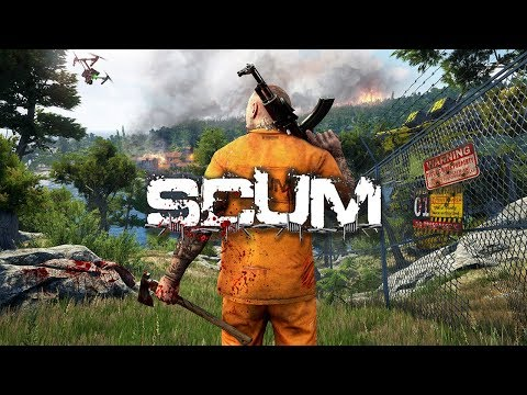 SCUM - Getting Started (Gameplay Video)