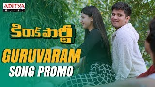 Video Guruvaram Song Promo | Kirrak Party Songs | Nikhil | Samyuktha | Simran Pareenja MP3, 3GP, MP4, WEBM, AVI, FLV Maret 2018