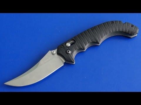 Відеоогляд ножа Ganzo G712
