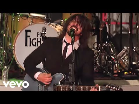 This Is A Call (Live on Letterman)