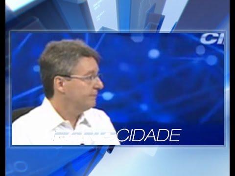 Luiz Castro lembra trajetória e fala em independência política