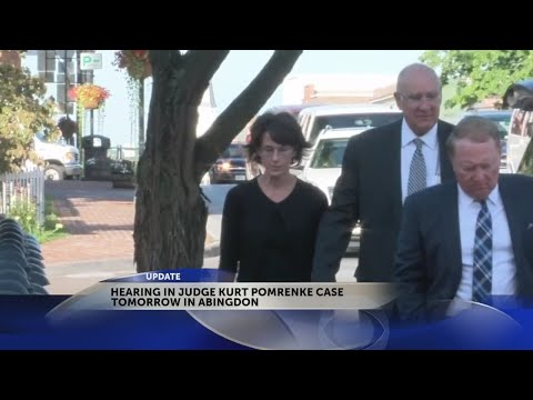 "Judge Pomrenke admits he was ""dead wrong"" for reaching out to witnesses"