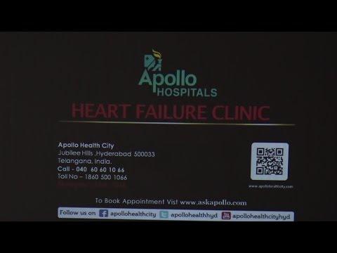, Apollo Hospitals-Dedicated Heart Failure Clinic