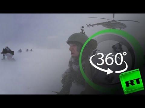 العرب اليوم - شاهد: أجمل فيديوهات عام 2017 بتقنية الـ360 درجة
