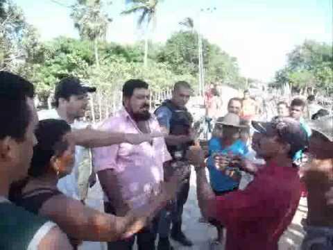 Araioses - Protesto em Barreiras - Part 2