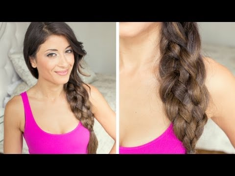How To: Six (6) Strand Braid