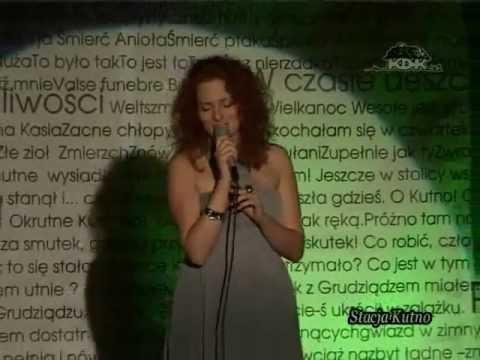 Tekst piosenki Hanna Banaszak - Na wypadek gdyby to nie skończyło się małżeństwem po polsku