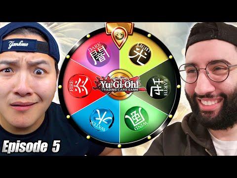 The Wheel Of Yu-Gi-Oh! Challenge! - Episode 5
