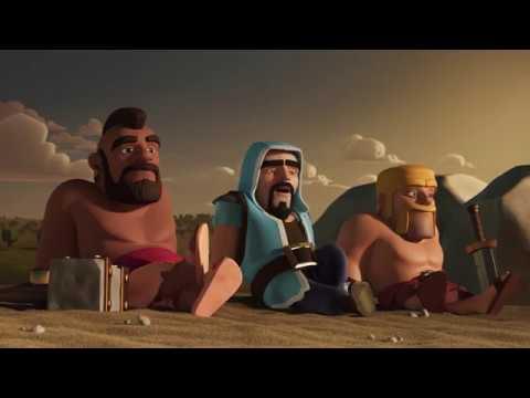 部落衝突 - 探索跨海新世界