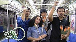 Keseruan Pemain Film Negeri Van Oranje Di Krl   Waswas 16 Desember 2015