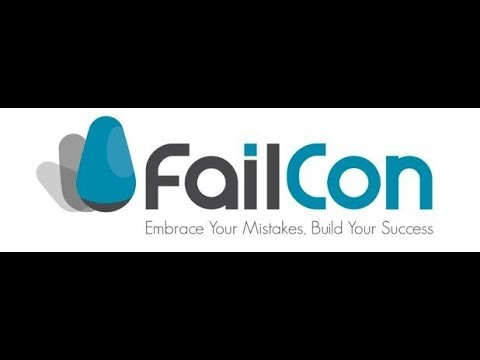 0 FailCon mashup video  #failcon