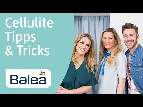 Cellulite und schwaches Bindegewebe bekämpfen - Tipps für eine straffe Haut   Balea Badvergnügen #4