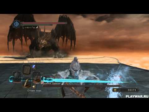 Самый охрененно огромный дракон. И PvP [Dark Souls 2 #51]