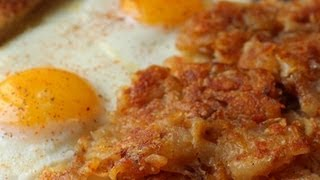 Hash Browns - Hash Browned Potato Recipe - Classic Breakfast Potatoes