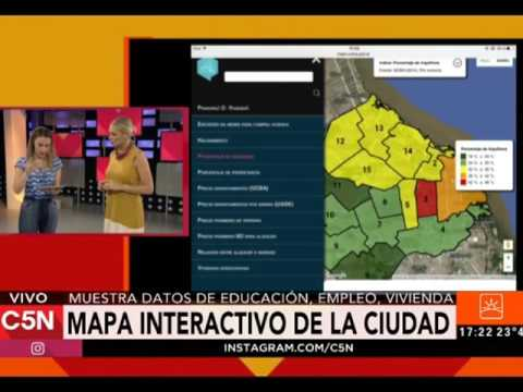 C5N: MAPA INTERACTIVO