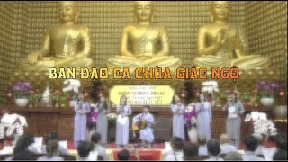 Ban Đạo ca chùa Giác Ngộ 10-06-2018