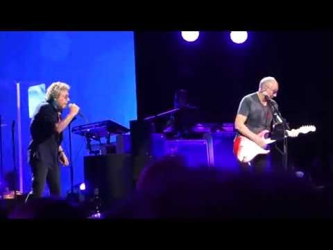 The Who - Pinball Wizard - See Me, Feel Me - Live Barclays Center - Brooklyn NY - 2015-05-26