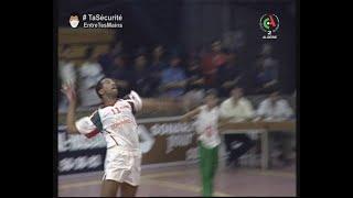 Volleyball 1993 - Finale championnat d'Afrique (ALG - TUN) | Sport en Mémoire