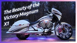 1. The Beauty of the 2017 Victory Magnum X1