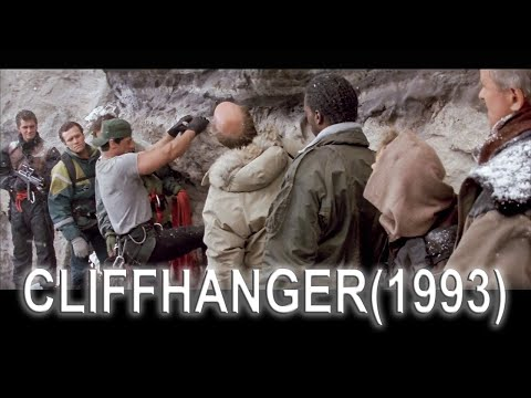 "Cliffhanger(1993) - ""He could freeze to death"""