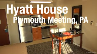 Plymouth Meeting (PA) United States  city images : Hotel Review - Hyatt House, Plymouth Meeting, PA