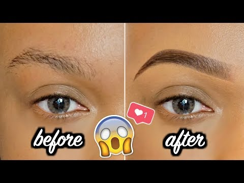 UPDATED Perfect Eyebrows Tutorial | Revealing My Secrets for FULL/NATURAL Brows STEP BY STEP!